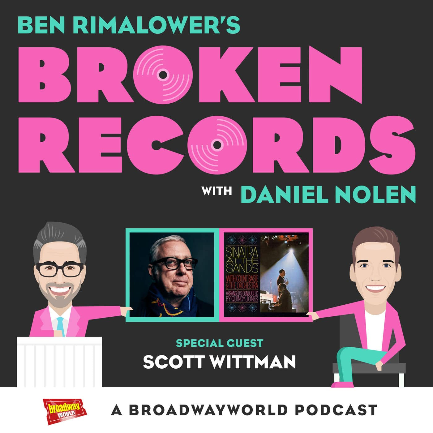 Ben Rimalower's Broken Records Daniel Nolen Episode 11