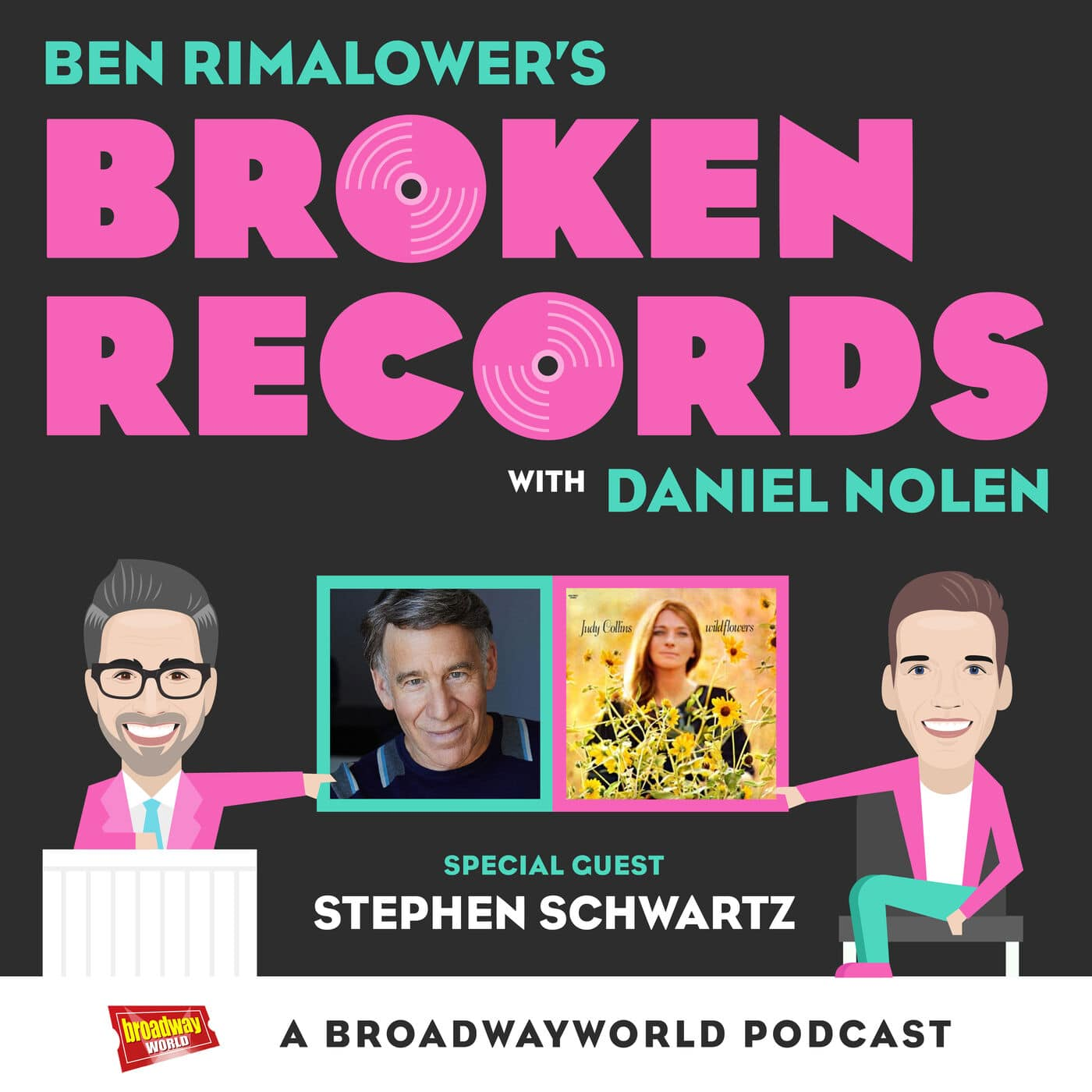 Ben Rimalower's Broken Records Daniel Nolen Episode 2