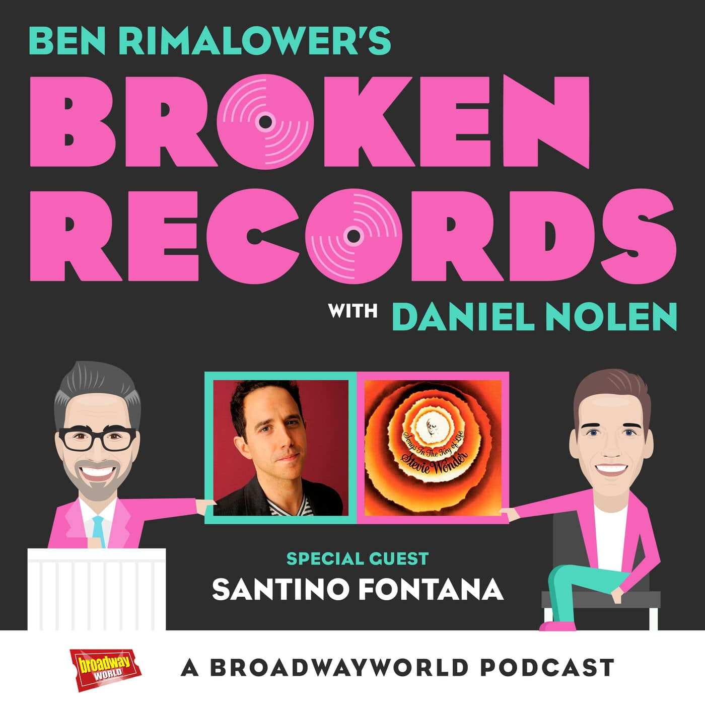 Ben Rimalower's Broken Records Daniel Nolen Episode 4