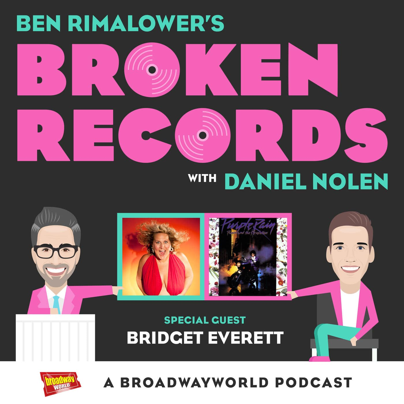 Ben Rimalower's Broken Records Daniel Nolen Episode 5