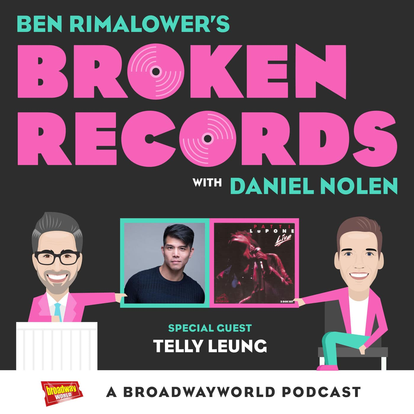 Ben Rimalower's Broken Records Daniel Nolen Episode 7