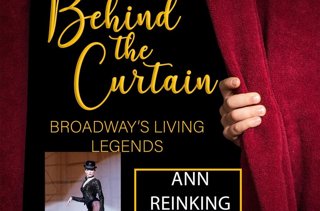 #223 ANN REINKING, Director/Choreographer