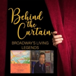Behind the Curtain: Broadway's Living Legends - Our Favorite Things #215: Carmelina & Peter Howard WNYC Pledge Breaks