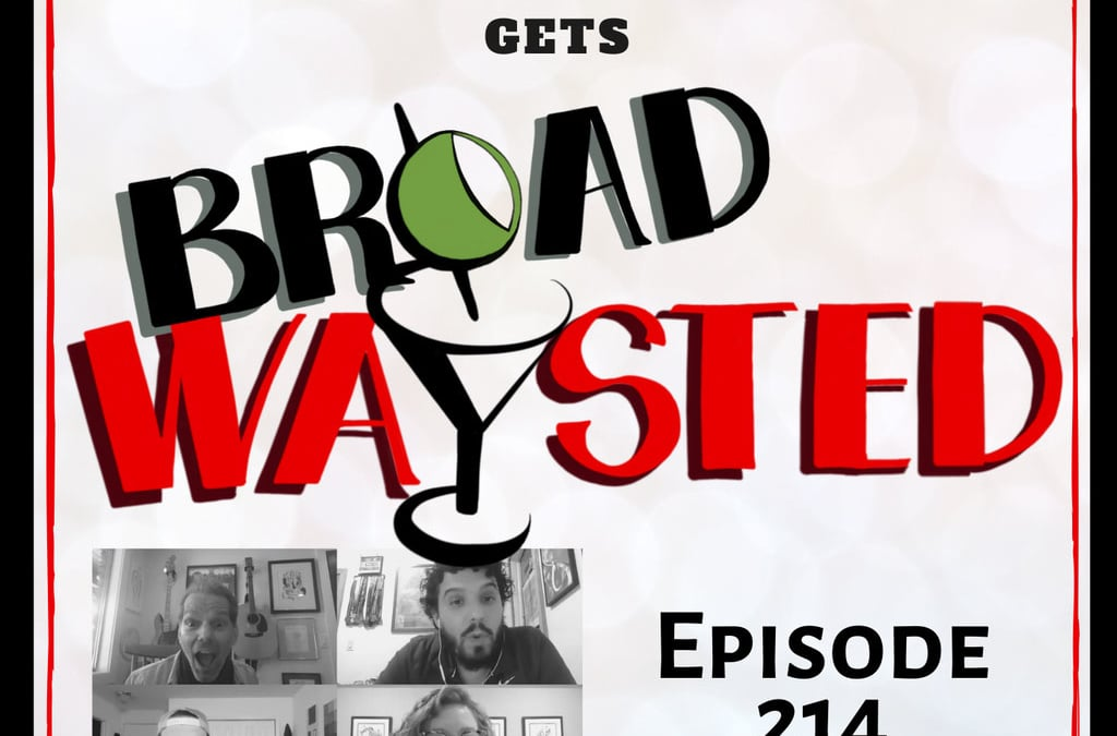 Episode 214: J Robert Spencer gets Broadwaysted!