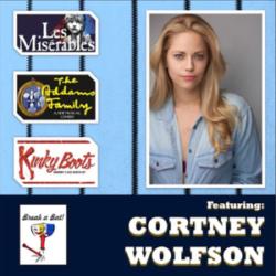 Break a Bat Podcast Ep #5 - Now Batting: Cortney Wolfson