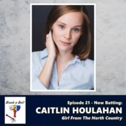 Break a Bat Episode 21 Caitlin Houlahan