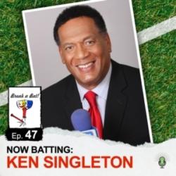 Break A Bat! - #47 - Now Batting: Ken Singleton