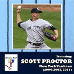 Break a Bat Podcast Ep #3 - Now Pitching: Scott Proctor