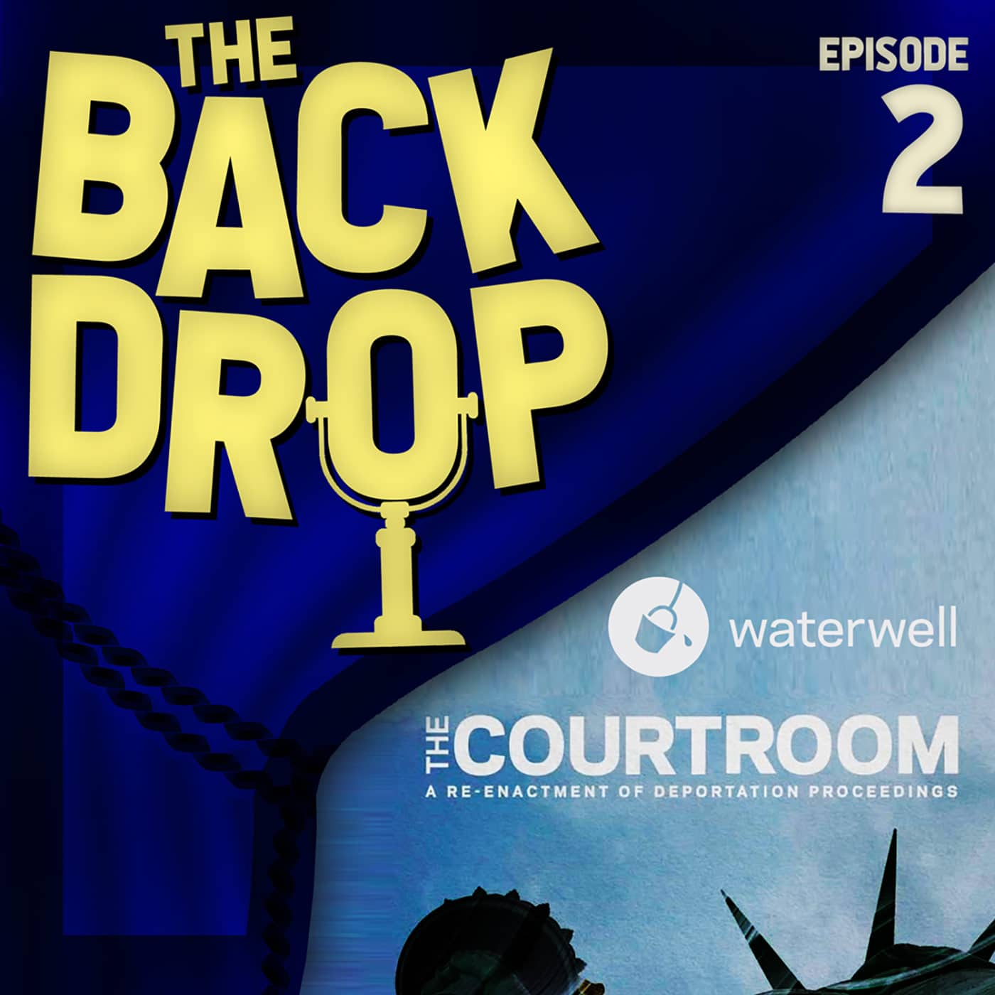 The Backdrop Podcast Episode 2 Waterwell The Courtroom