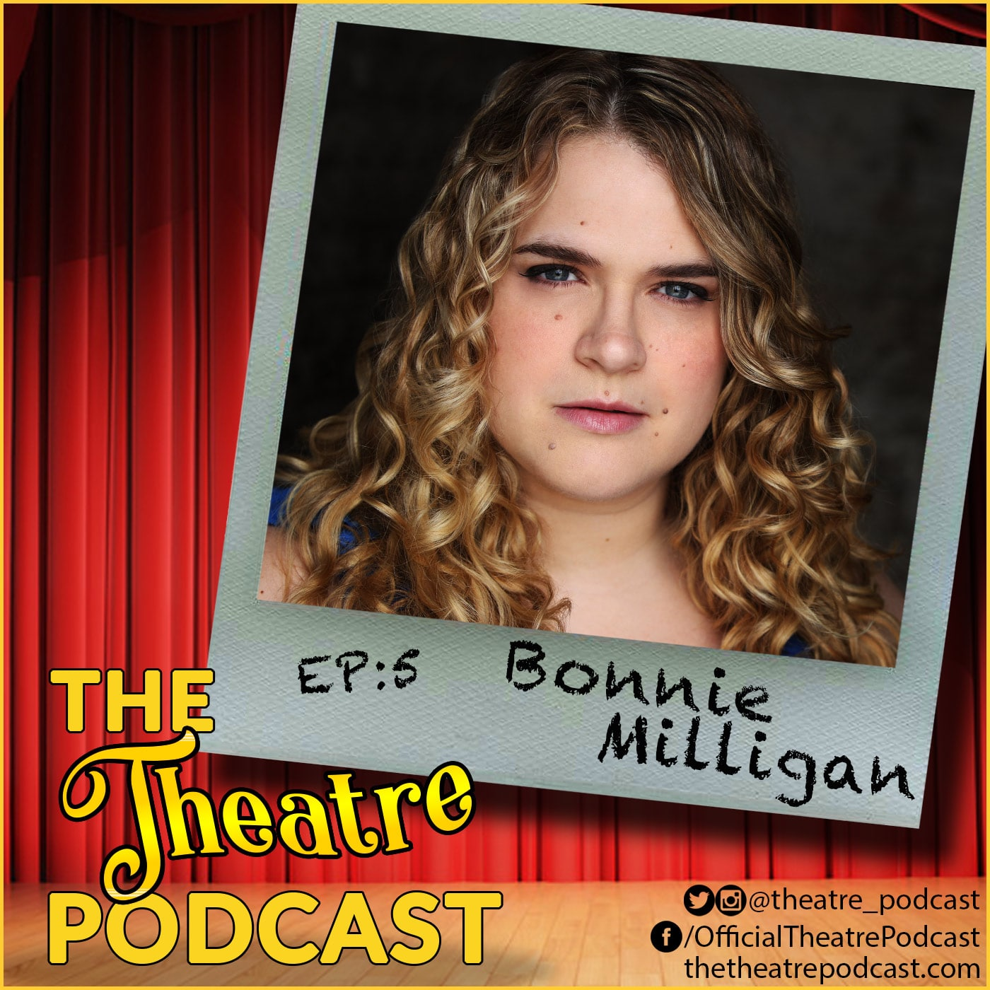 Ep5 - Bonnie Milligan