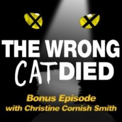 BONUS - Christine Cornish Smith, Bombalurina from the 2016 Broadway revival