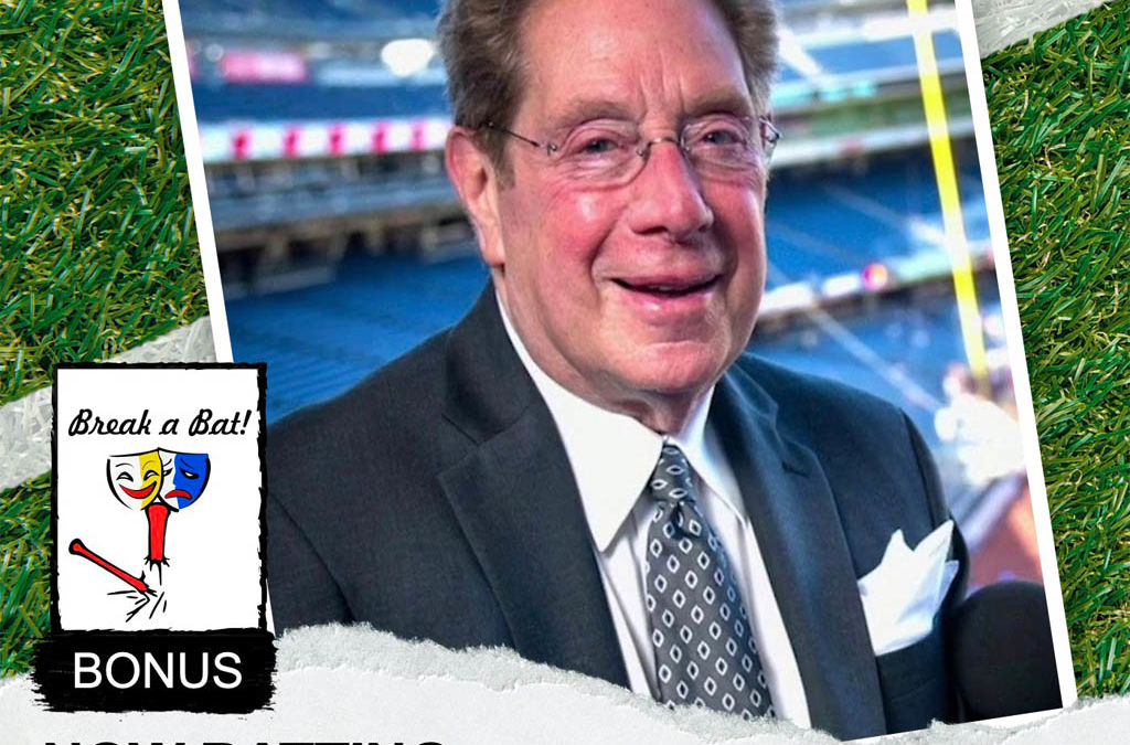 (Bonus) Now Batting: John Sterling
