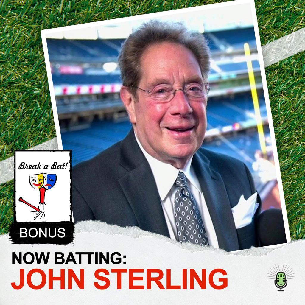 Break a Bat Al Malafronte Bonus - John Sterling