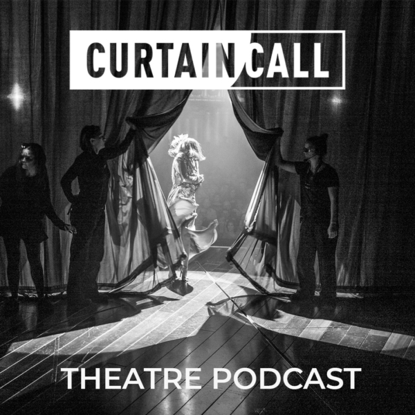 Curtain Call Theatre Podcast logoi