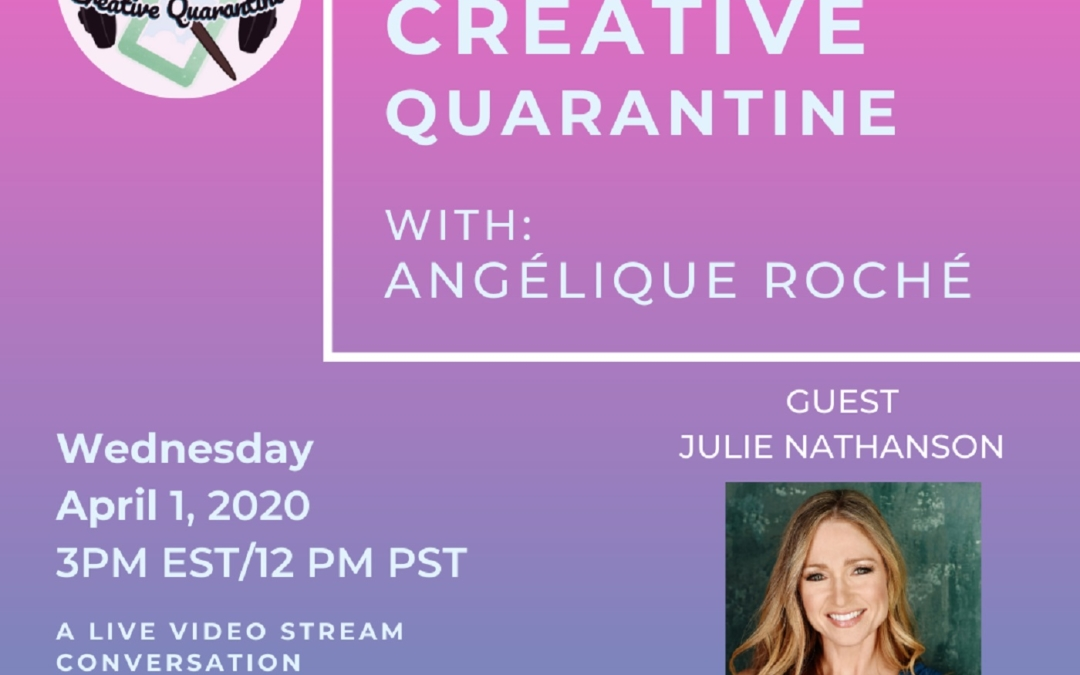 Episode 8: Actress/Voice Over Performer Julie Nathanson