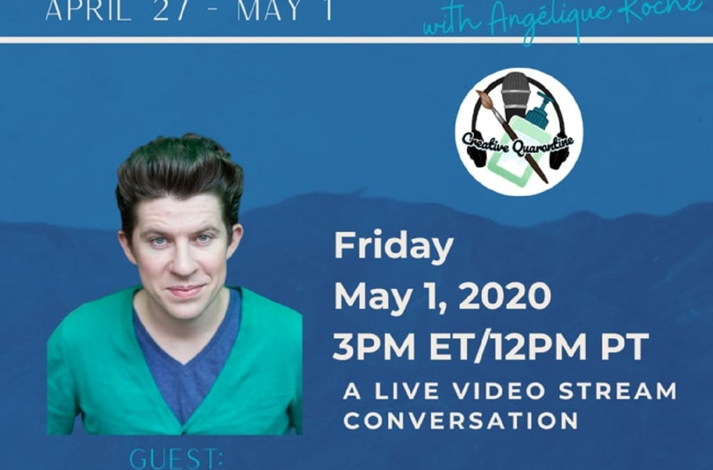 Episode 30: Chef/Host/Author, Justin Warner