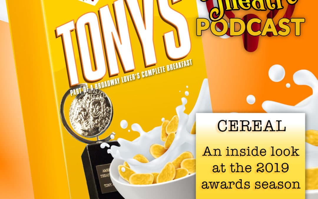 Cereal: Part of a Broadway-Lover's Complete Breakfast – Part 2: The Drama Desk Awards, Red Carpet
