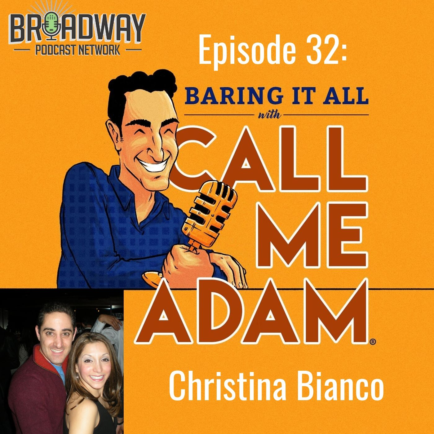 Baring It All With Call Me Adam Ep 32 Christina Bianco