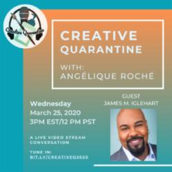 Creative Quarantine James M. Iglehart