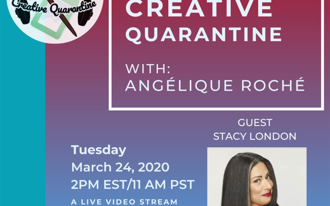 Episode 2: Stylist/Author, Stacy London