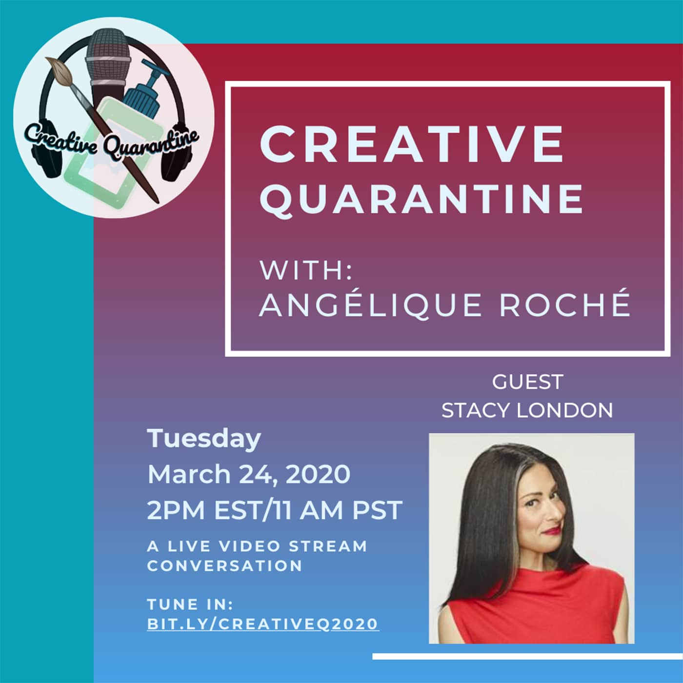 Creative Quarantine with Stacy London