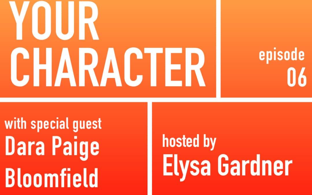 #6 – Dara Paige Bloomfield