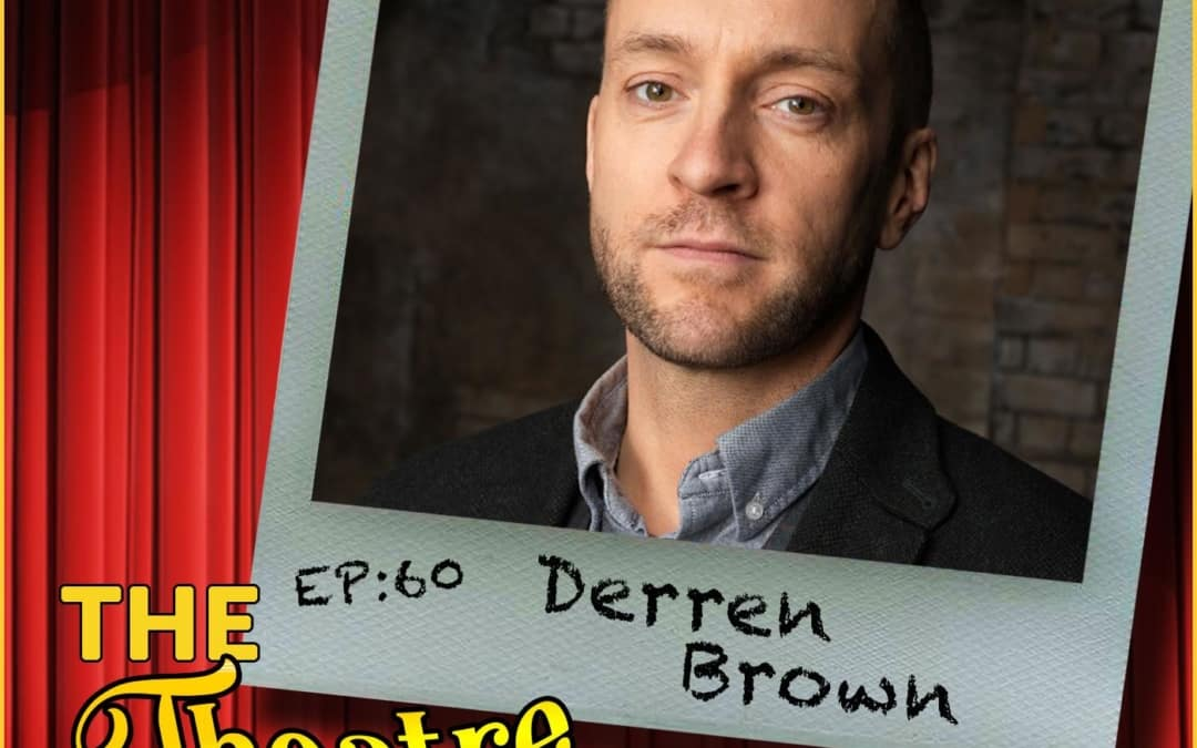 Ep60 – Derren Brown, mentalist, illusionist, and author