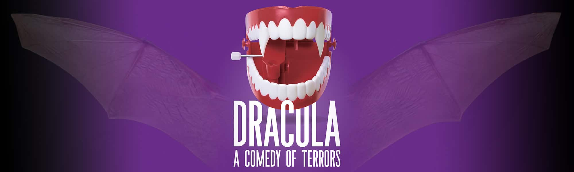 Dracula, a Comedy of Terrors - banner