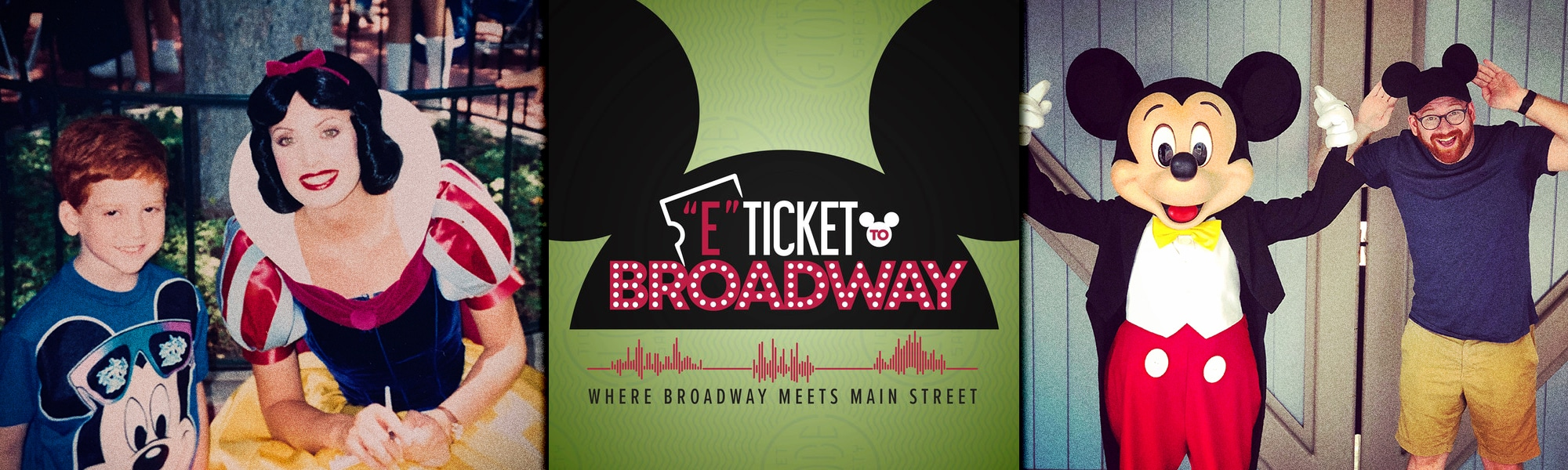 E-Ticket to Broadway - banner