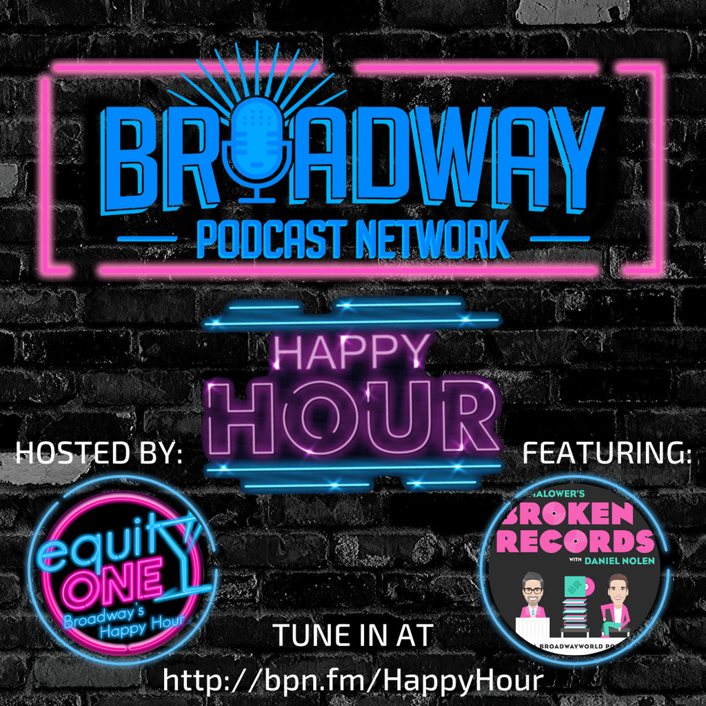Equity One: Broadway's Happy Hour - BPN Happy Hour: Broken Records with Ben RImalower and Daniel Nolen