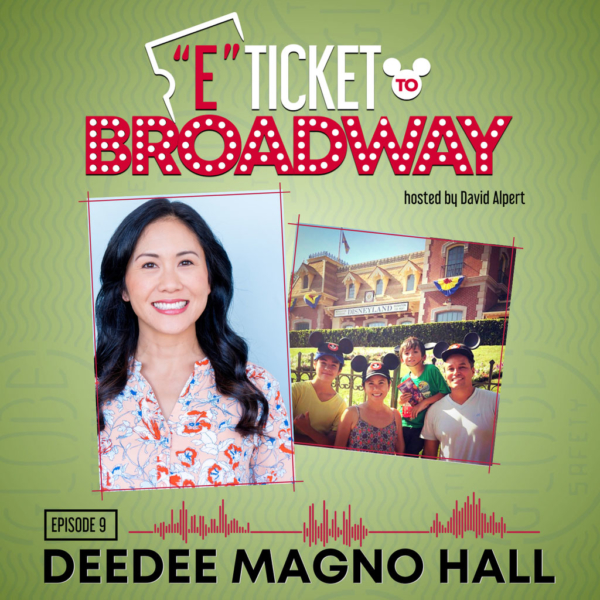 E-Ticket to Broadway - #9 - Deedee Magno Hall