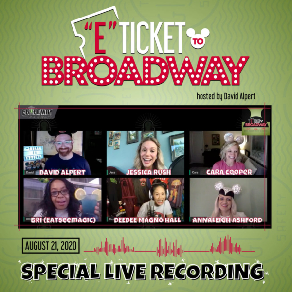 E-Ticket to Broadway - Extra Magic Episode #3 - Homemade Family Magic with 'Mamas Talkin' Loud'