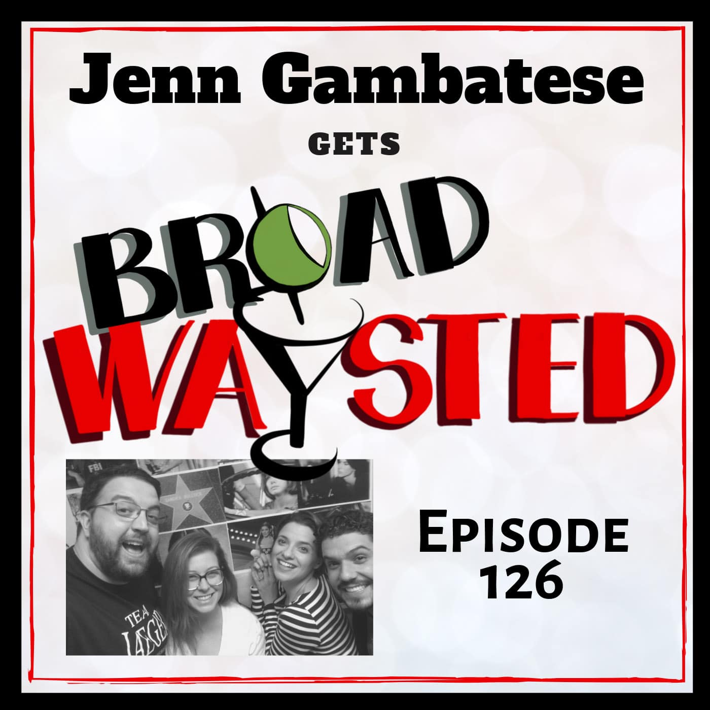 Broadwaysted Ep 126 Jenn Gambatese