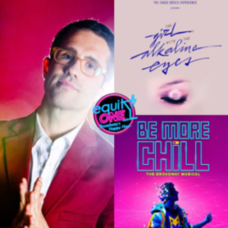 Ep. 32: Broadway Book Club with Chase Brock (Be More Chill)