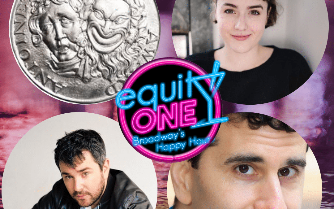 Ep. 37: Tonys! Tonys! Tonys! with Alex Brightman, Caitlin Kinnunen, & John Cariani