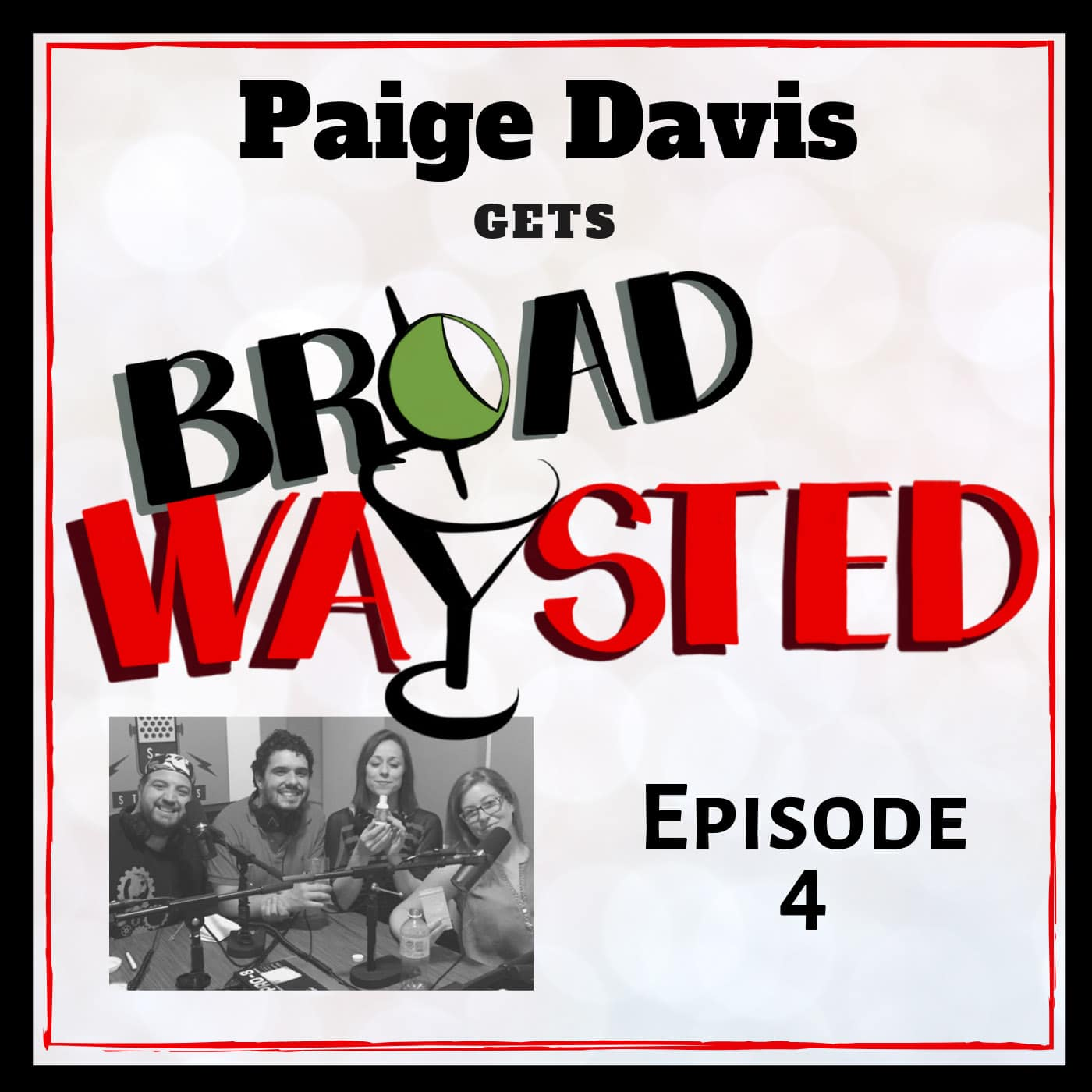 Broadwaysted Ep 4 Paige Davis