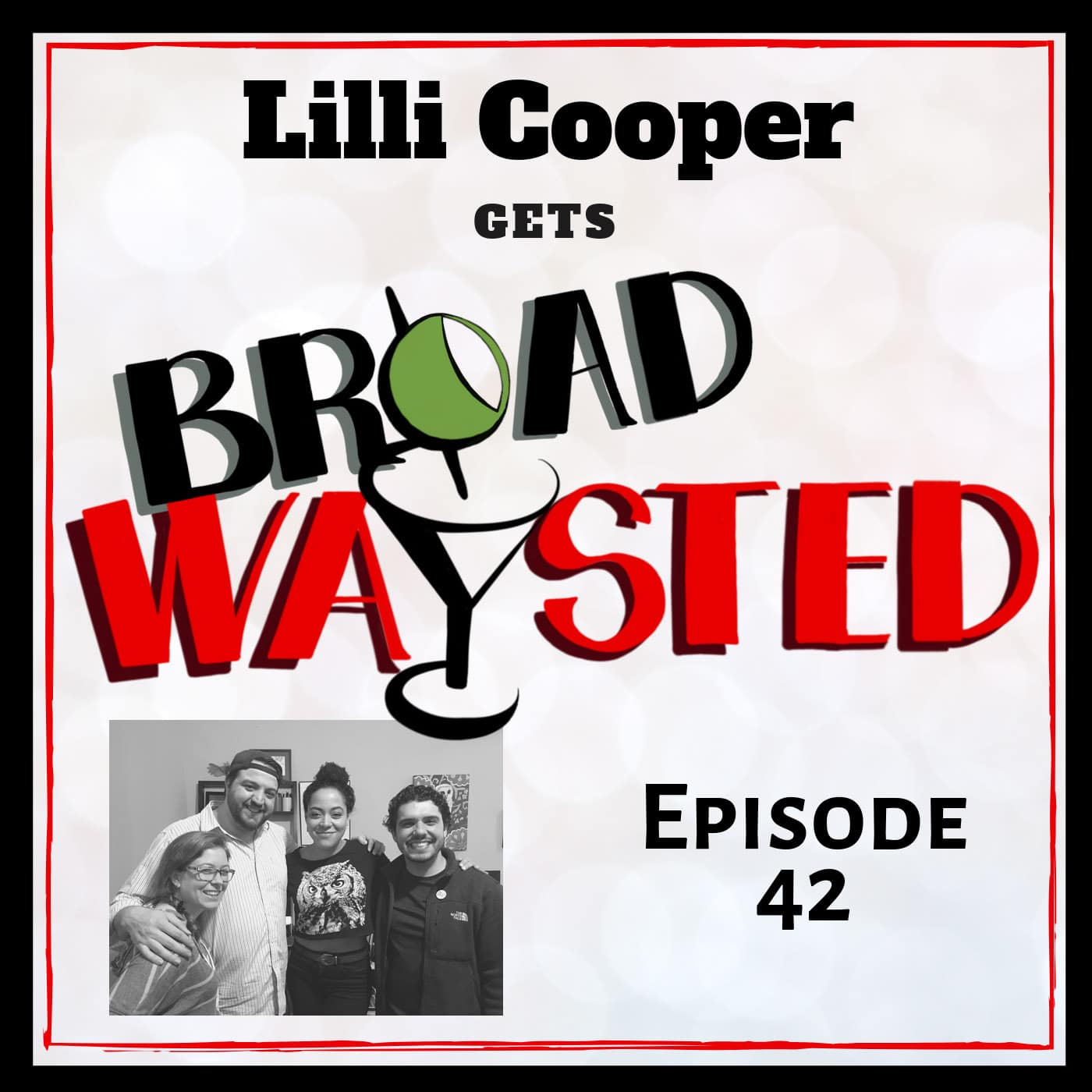 Broadwaysted Ep 42 Lilli Cooper