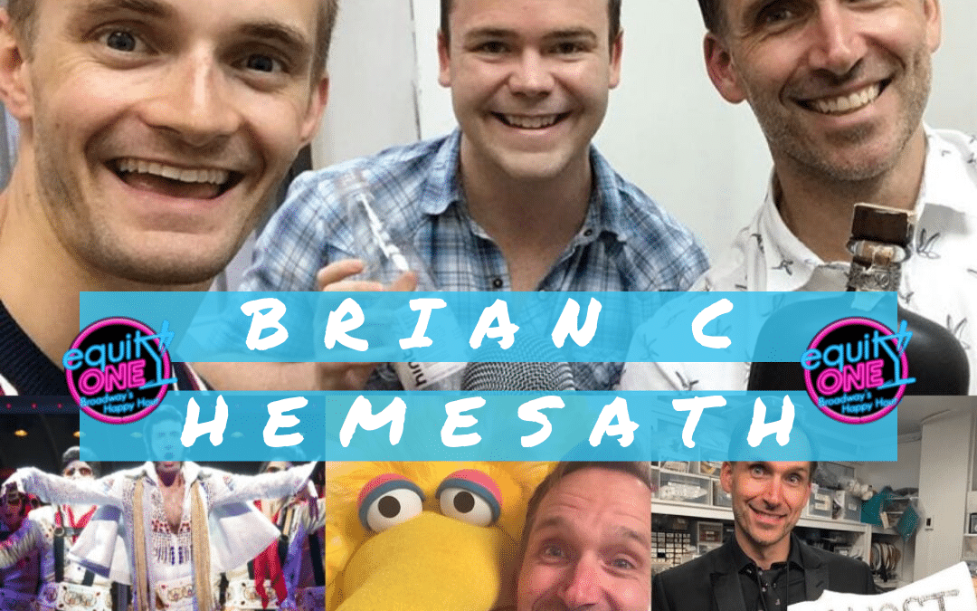 Ep. 5: Let Me Be Your Bra with Brian C. Hemesath