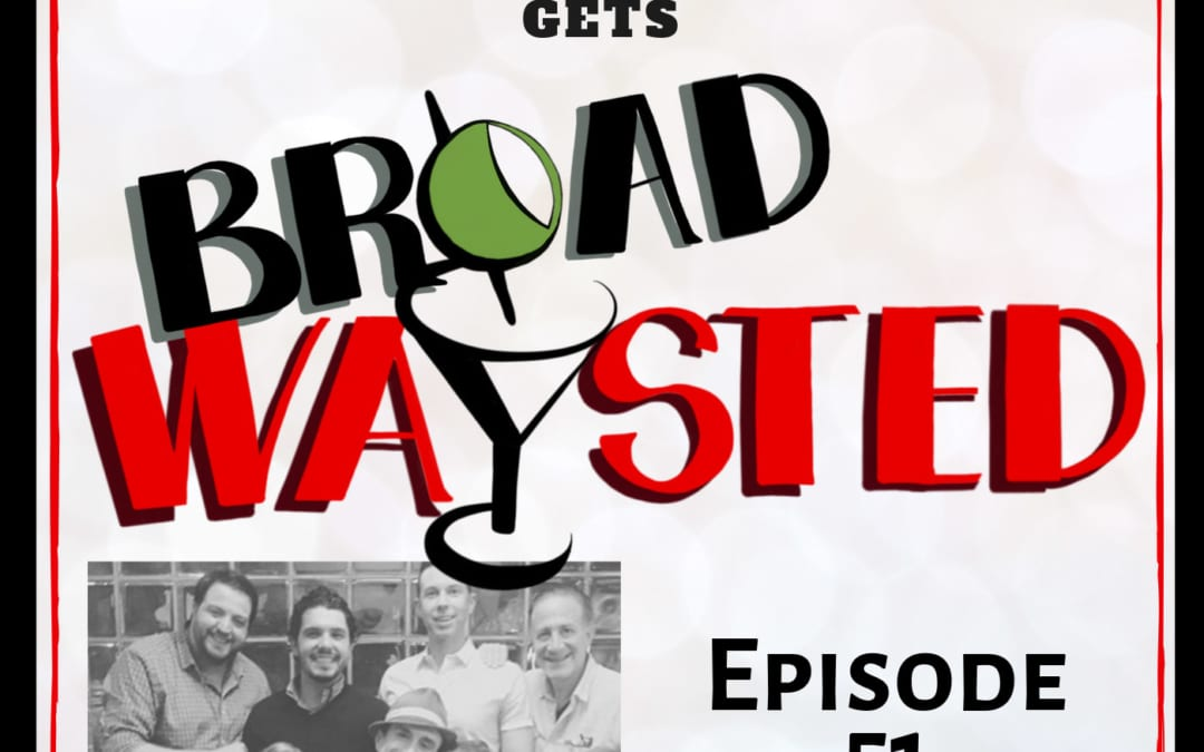 Episode 51: Cagney gets Broadwaysted!