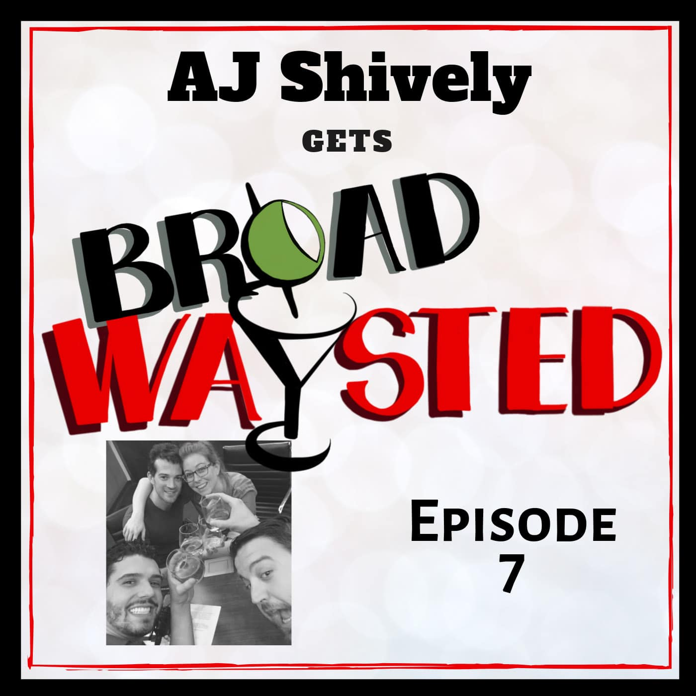 Broadwaysted Ep 7 AJ Shively