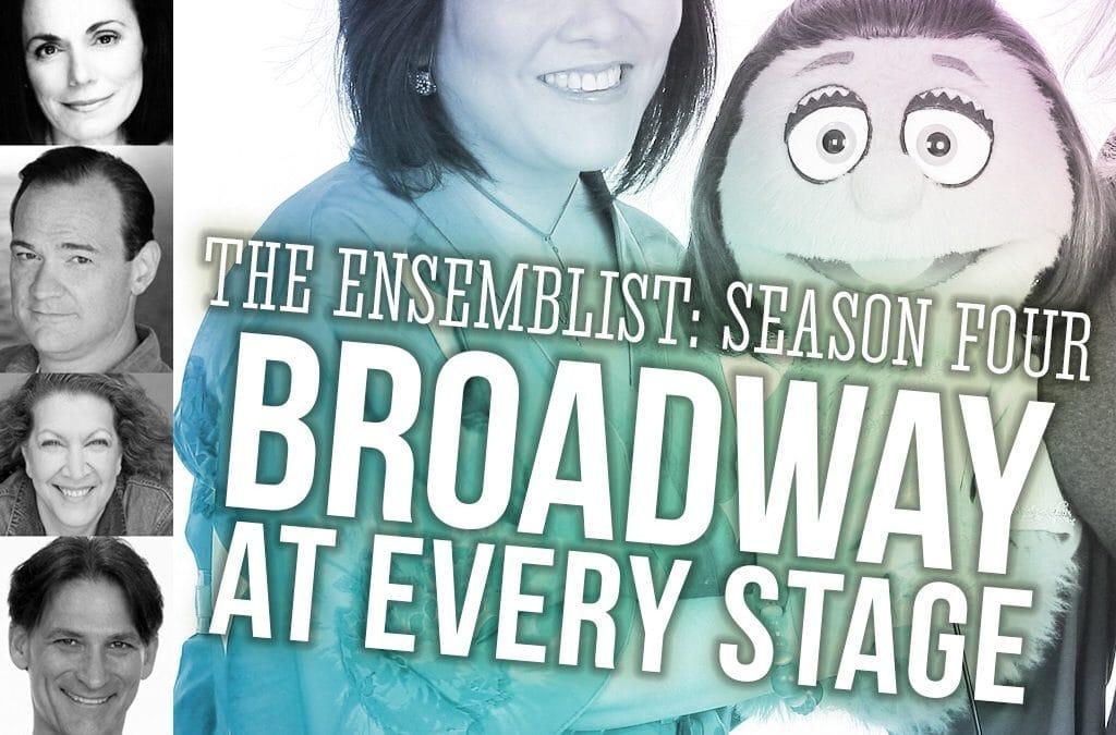 #119: Broadway At Every Stage, Pt. 3 (feat. Adinah Alexander, Kevin Carolan, Alma Cuervo, Ann Harada, John Eric Parker, Bob Stillman)