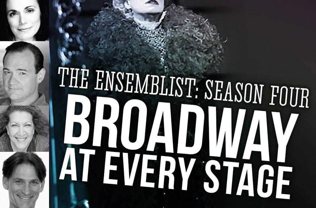 #121: Broadway At Every Stage, Pt. 4 (feat. Adinah Alexander, Kevin Carolan, Alma Cuervo, Ann Harada, John Eric Parker, Bob Stillman)