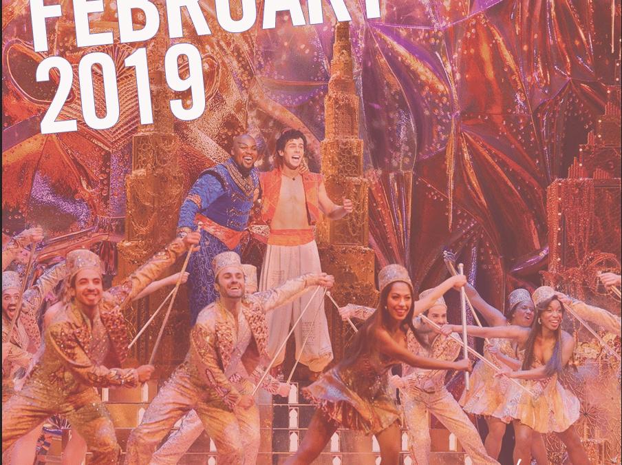 #137 – February 2019 (feat. Kathryn Allison, Maria Briggs)