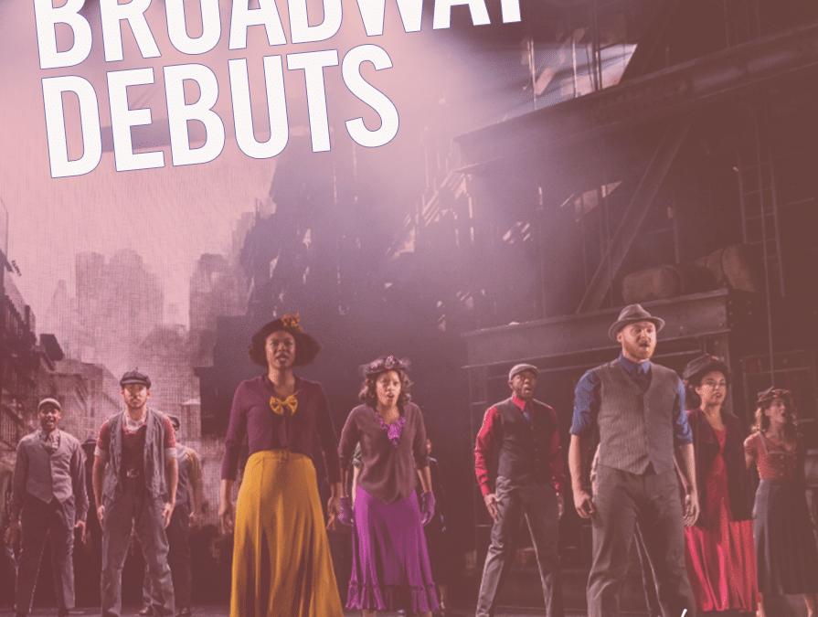 #139 – Broadway Debuts (feat. Kimberly Dodson, Tiana Okoye, Nikhil Saboo, Jack Sippel and Khadija Tariyan)
