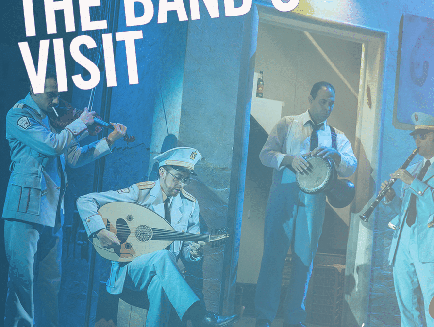 #144 – The Band's Visit (feat. George Abud, Sharone Sayegh)