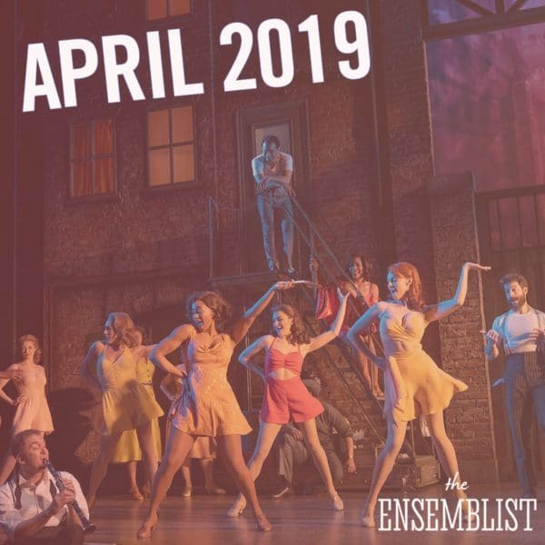 #145 - April 2019 (feat. Vasthy Mompoint, Kiss Me, Kate, Ain't Too Proud)