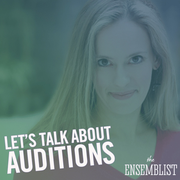 #159 - Let's Talk About Auditions (feat. Rachel Hoffman)