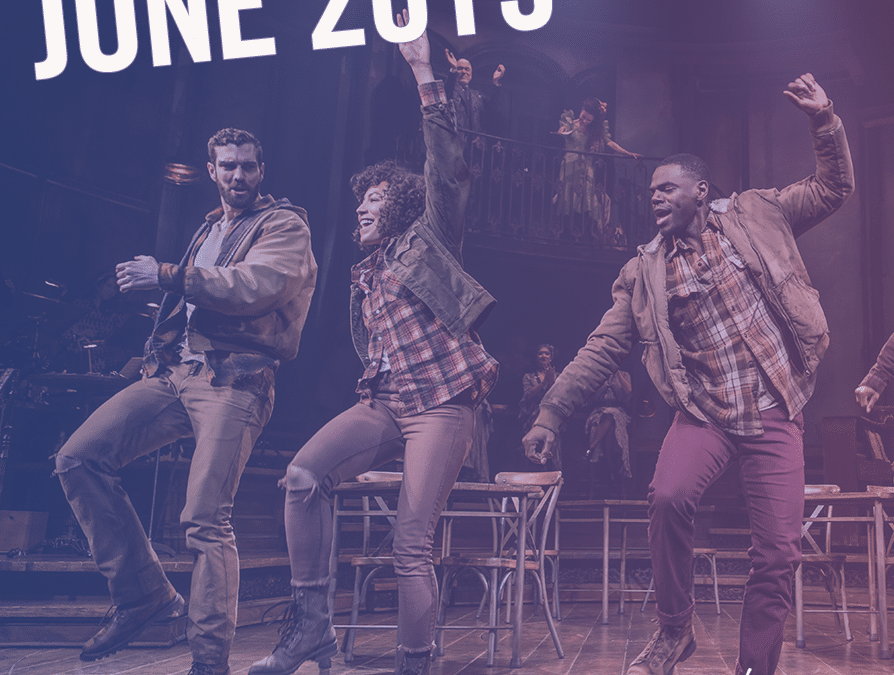 #160 – June 2019 (feat. Hadestown, Jane Bunting)