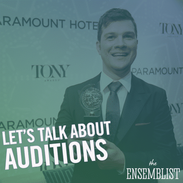 #163 - Let's Talk About Auditions (feat. Stephen Oremus)