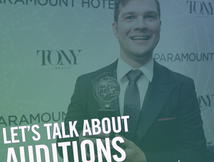 #163 – Let's Talk About Auditions (feat. Stephen Oremus)